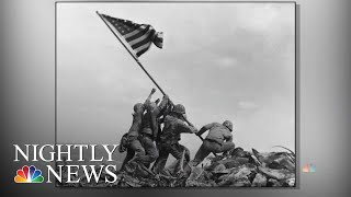 Marines Say One Of The Men In Iwo Jima Flag Raising Photo Was Misidentified | NBC Nightly News