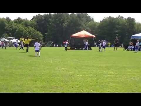 GM3 07122015 TSF White vs CTR MSA Gunners Gold