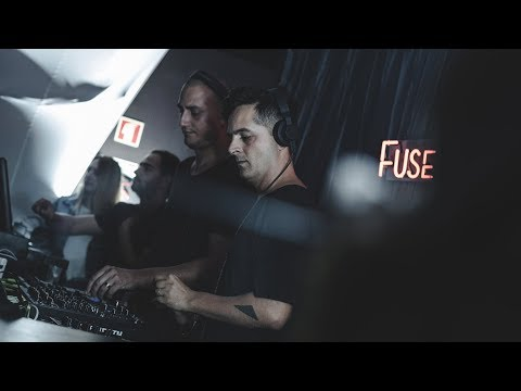 The Slum Vagabunds - Live @ Fuse All Night 28.09.17