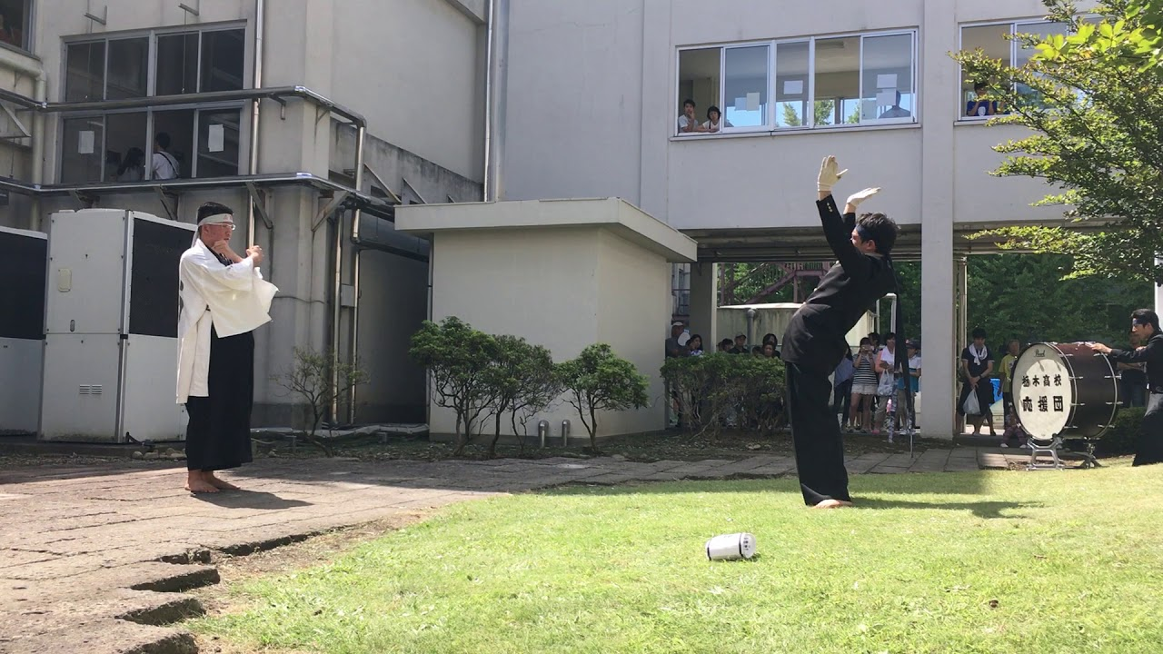 平成29年度乱舞祭〜栃木県立栃木...