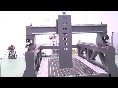CNC Bárcenas vende la impresora 3D que fabricará en Alemania nuevas hélices para aerogeneradores
