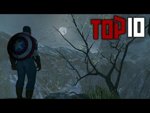 TOP 10 Captain America Game For Android [with Download Link]