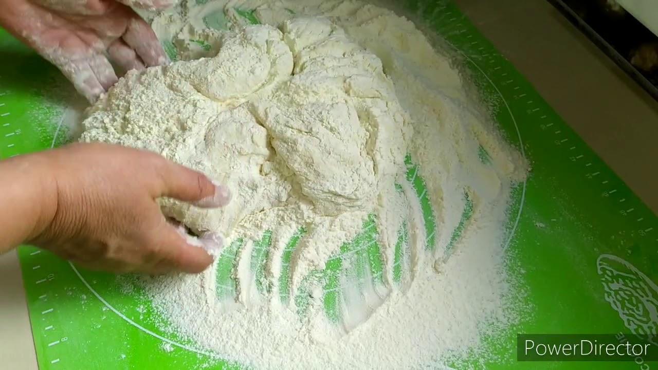 любимое тесто для хлеба и пирожков