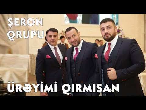 Şeron Qrupu - Ürəyimi Qırmısan (Official Audio)
