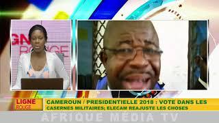 CAMEROUN / PRÉSIDENTIELLE 2018 : vote dans les casernes militaires; ELECAM réajuste les choses