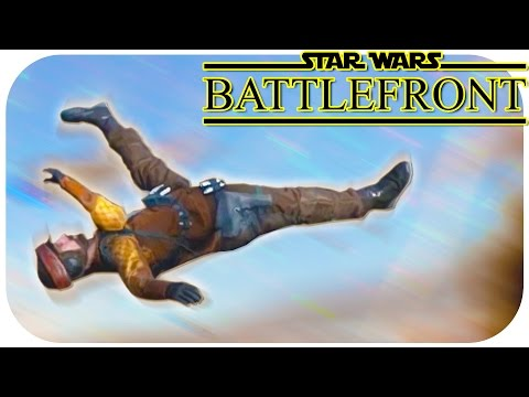Star Wars Battlefront  BEST OF FAILS & FUNNY MOMENTS COMPILATION #12 (Battlefront Funny Moments)