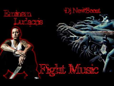 Eminem - Fight Music ft. Ludacris [Remix]