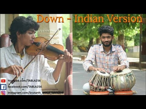 Fifth Harmony - Down ft . Gucci Mane ( Indian Version)