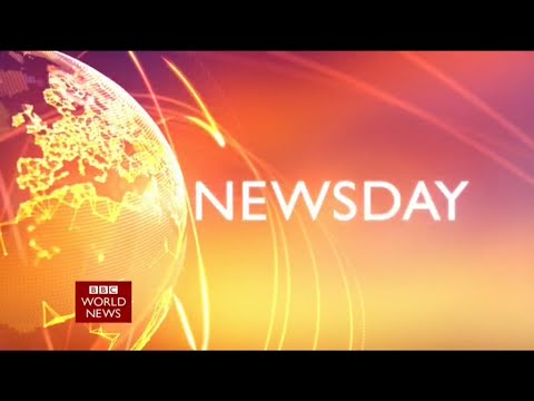 BBC World News | New Newsday 03.08 (2015).
