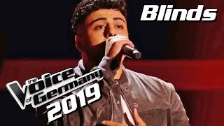 Adel Tawil - Kartenhaus (Can Sisamci)   The Voice of Germany 2019   Blinds