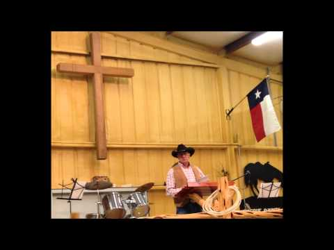 Bosque County Cowboy Church Service 12/07/2014