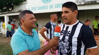 Serie A do Limoeirense Novo Ceara 2 x 1 Independente Estádio Paulo Moura