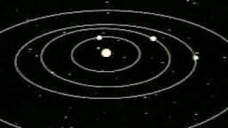 Voyager 1 & 2  Trajectories to the Outer Planets