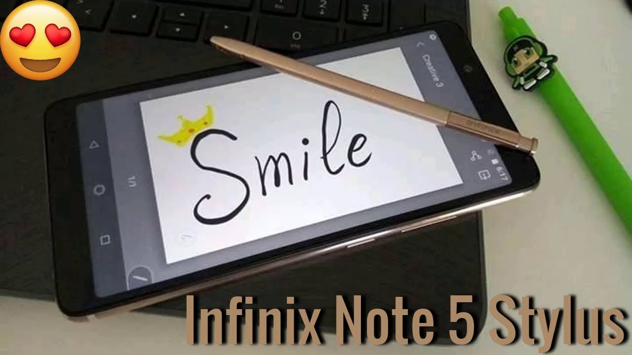 Infinix Note 5 Stylus: Specifications, Design & Camera