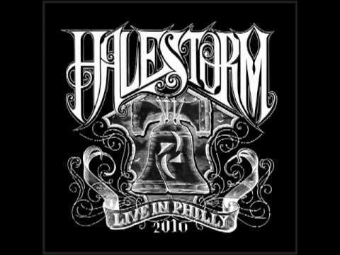 Halestorm -Live in Philly ( Full Album )