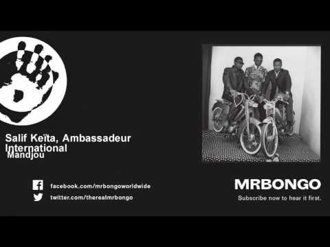 Salif Keïta, Ambassadeur International - Mandjou