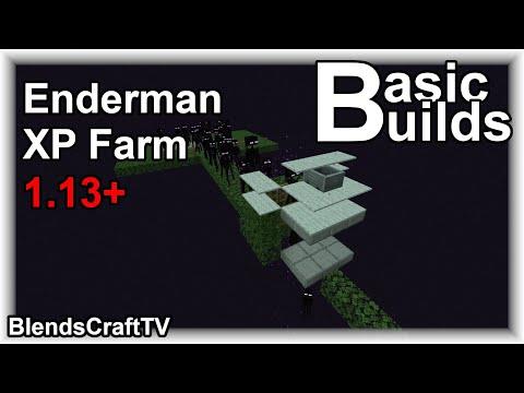 enderman-xp-farm---minecraft-java-1.13+