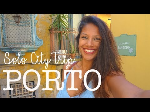 PORTO SOLO CITY TRIP | KAVITA'S TRAVEL DIARY #02