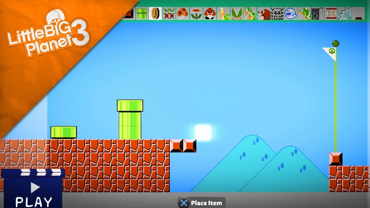Not to alarm you, but there's a working Mario Maker inside