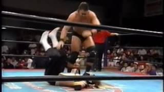 Mike Awesome, Hisakatsu Oya & Mr  Gannosuke vs  Hayabusa, Masato Tanaka & Koji Nakagawa FMW