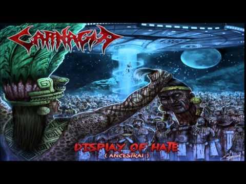 CARNAGIA - Display Of Hate (Ancestral) EP