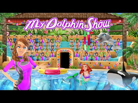 My Dolphin Show - Hawaii Game Trailer