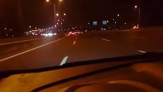 Gece arabada mukkemel bi müzik uzun yol