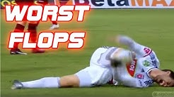 Most Hilariously Bad Flops & Dives in Sports