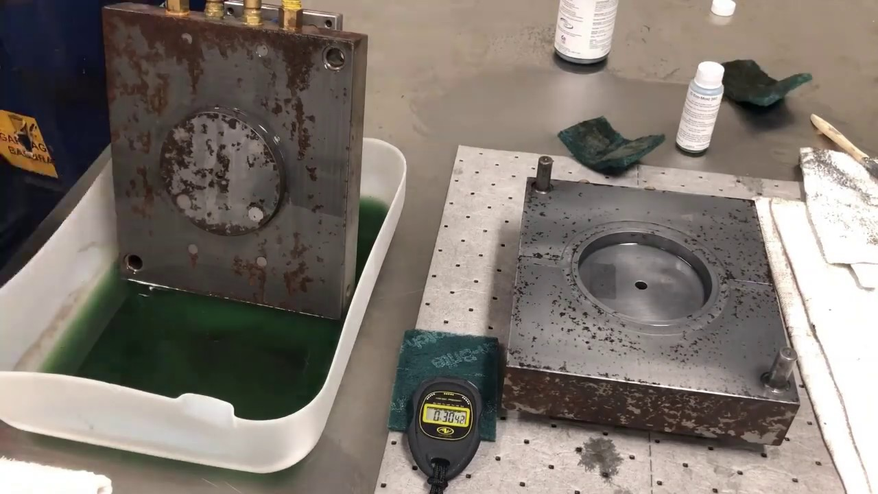 How to Remove Rust with iD Eco-Pro 360, by iD Additives, Inc