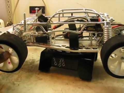 2000 100mph All Aluminum Flm Mamba Rustler Parts Breakdown 2cwik4u