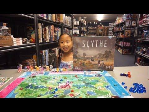 Learn to play My Little Scythe (original homemade PnP)
