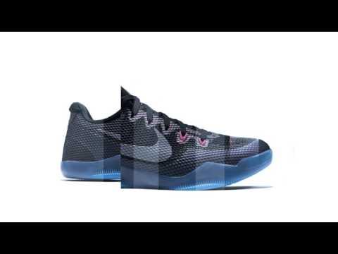 "Nike Kobe 11 EM Low ""Invisibility Cloak"""