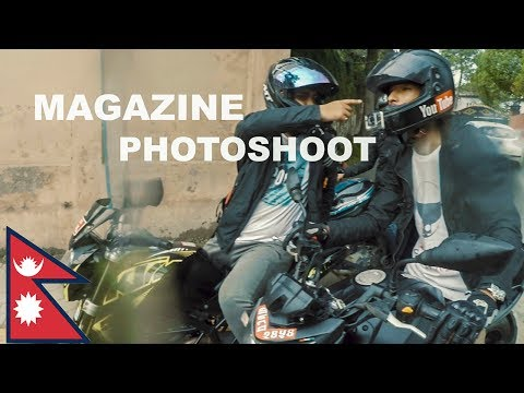 NEPAL Motovloggers Photoshoot By Auto life magazine ft Doseofride, Nik Tv, Orphic R