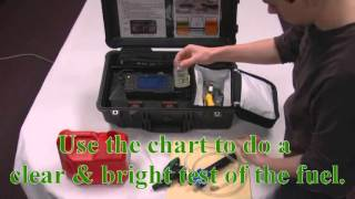 Portable Fuel Analyzer - Training Video (long version2)