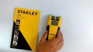Детектор неоднородностей Stanley S200