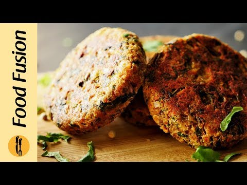 Oats Cutlets with Lehsan Chutney - Recipe By Healthy Food Fusion