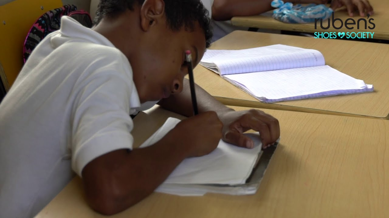 250 desks for secondary school
