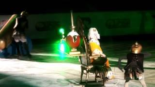 Бременские музыканты на льду