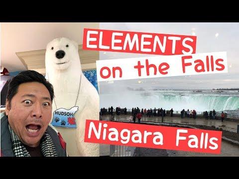 Niagara Falls / Elements On The Falls Restaurant Video - Rambling With Phil