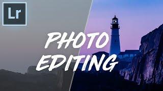 Lightroom PHOTO EDITING Vlog | TIPS & TRICKS and STUFF