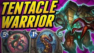 This is for the Weebs | Tentacle Warrior | Wild Hearthstone Saviors of Uldum