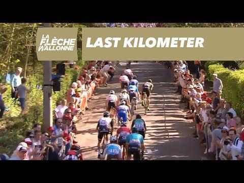 Last Kilometer - La Flèche Wallonne 2018