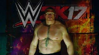 WWE 2K17 - Official Brock Lesnar Cover Reveal