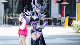 LEAGUE OF LEGENDS COSPLAY @ ANIME EXPO 2016