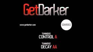 Tunnidge - Control [GDKR002]