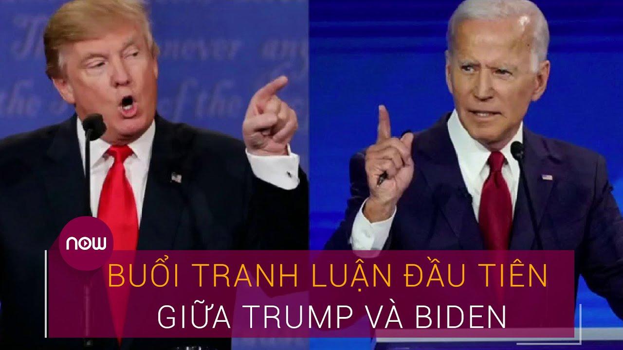 Bầu cử Tổng thống Mỹ 2020: Buổi tranh luận đầu tiên giữa Trump và Biden quan trọng ra sao?   VTC Now