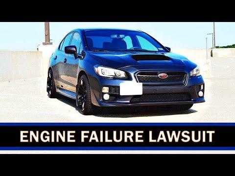 Subaru WRX & STI Engine FAILURE Lawsuit... Subaru Settles! PART 1 | WRX VLOG 43
