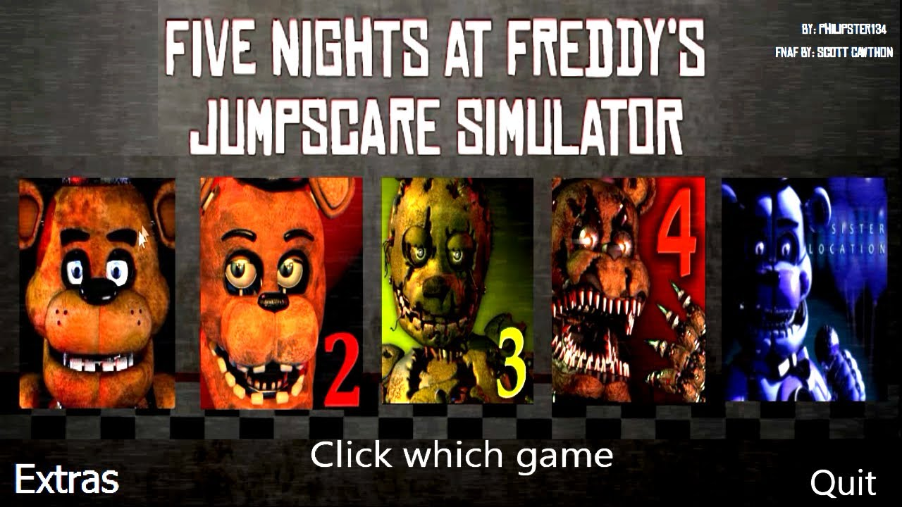 unblocked games five nights at freddy's 5 | Gameswalls org