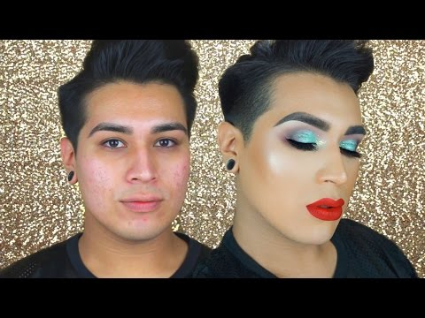 COVERAGE FOUNDATION ROUTINE  Edgar&39;s Makeup