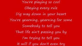 Footloose- lyrics